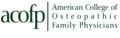 Announcing New Partner Organization: American College of Osteopathic Family Physicians
